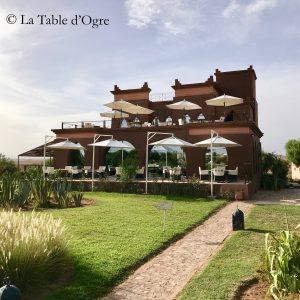Sultana Royal Golf Club Bâtiment principal