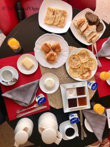 Sultana Royal Golf Club Petit déjeuner