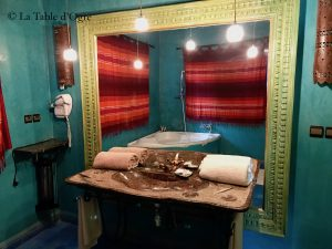 Sultana Royal Golf Club Salle de bains lavabo