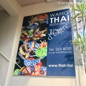 Wang Thaï Affiche