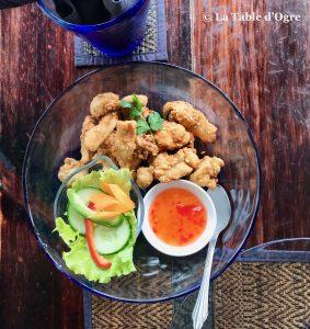 Wang Thaï Lamelles de poulet