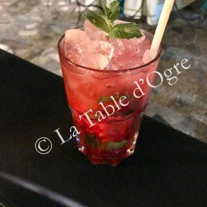 Le Rouget de l'Isle Mojito Framboise