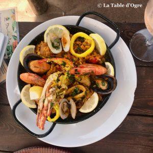 Babaloo Mini paella