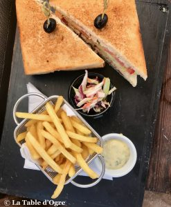 Babaloo Sandwich