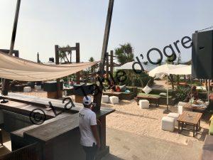Babaloo Vue plage privée