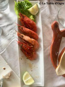 Riad du pêcheur Crevettes
