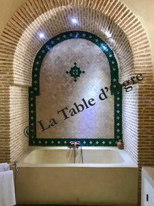 Villa Talaa Baignoire