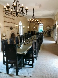 Villa Talaa Salle à manger