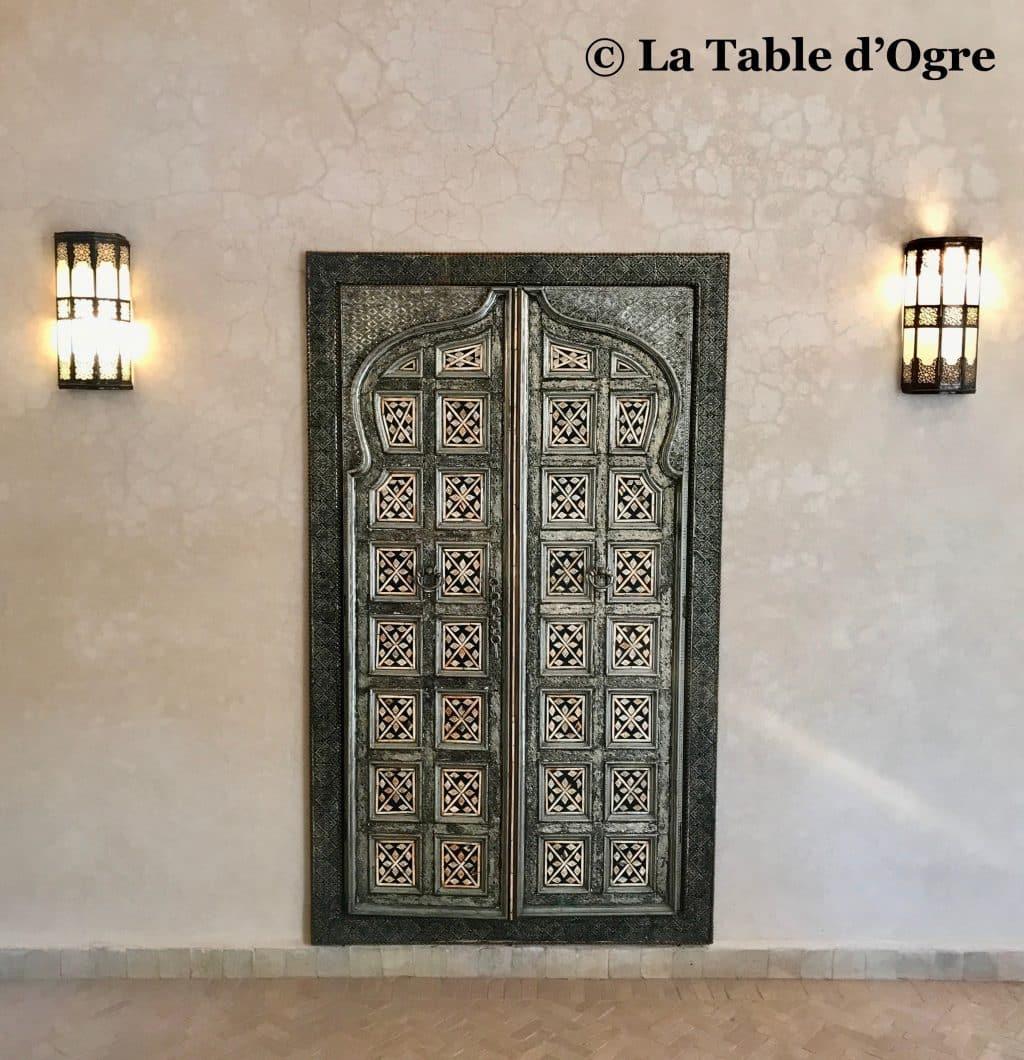 Villa Talaa Salle à manger décor