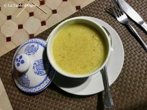 Jnane Soussian Soupe anis