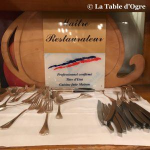 Joséphine Chez Dumonet Maître Restaurateur