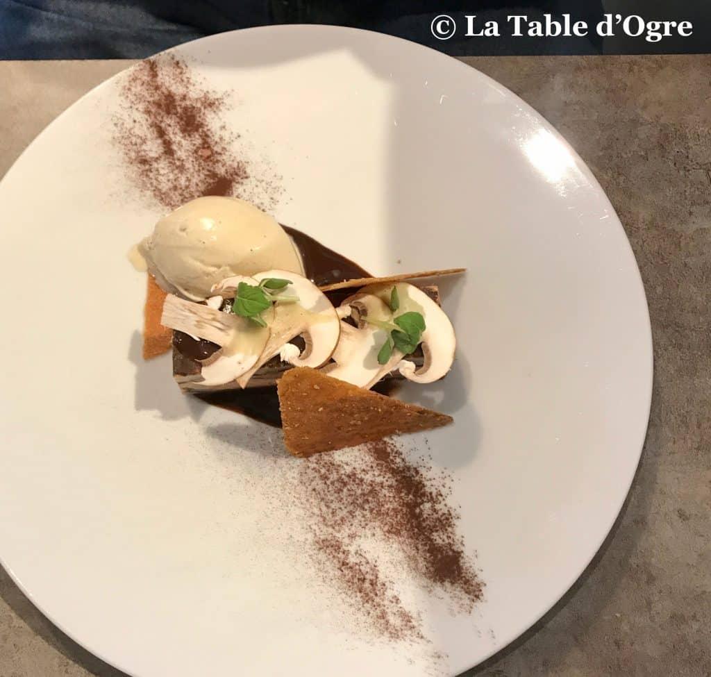 La Bascule Pressé de volaille et foie gras