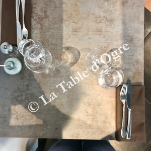 La Bascule Table