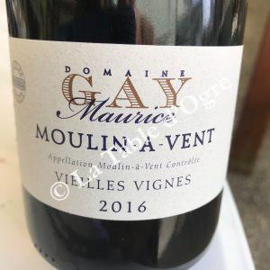 Le Cléo Moulin-à-Vent Maurice Gay
