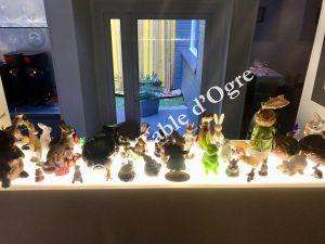 Le lièvre gourmand Collection de lièvres 2