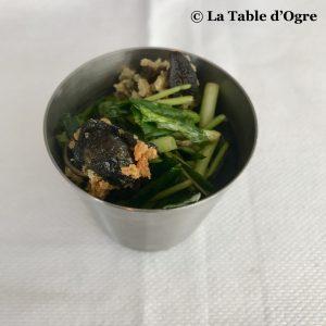 Le lièvre gourmand Escargots ail noir