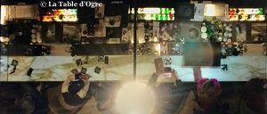 Lutetia Bar Joséphine Bar reflet