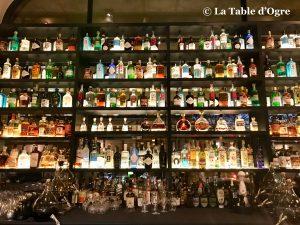 Lutetia Bar Joséphine Bouteilles