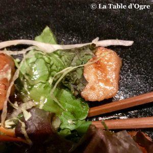 Taokan Salade talée