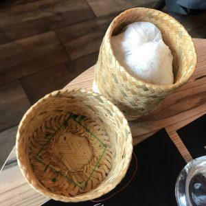 Ubud Riz gluant
