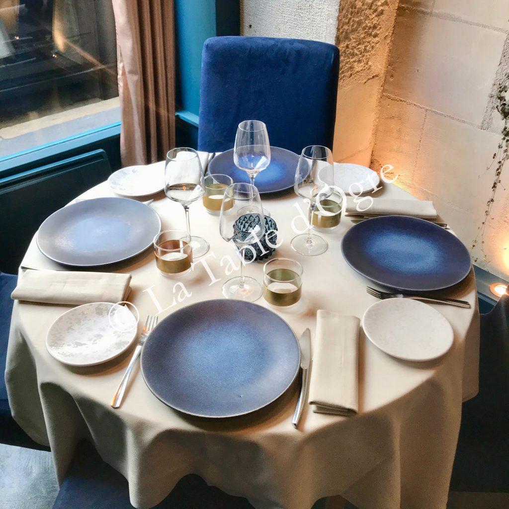 Les Bartavelles Table 3
