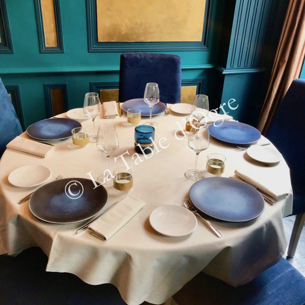 Les Bartavelles Table 4