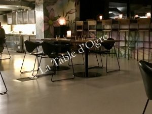 Amass table