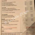 Gronnegade Carte vins 3