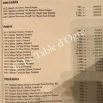 Gronnegade Carte vins 4