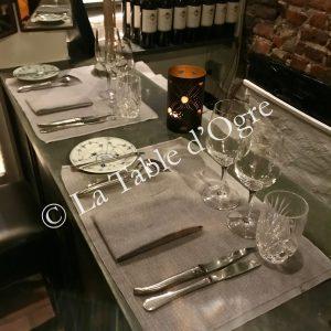 Gronnegade Table bar