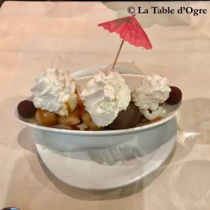 Le Lys d'Or Dessert