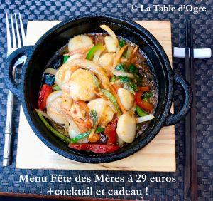 Le Lys d'Or Marmite Saint-Jacques
