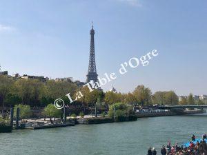 Le Club Vue Tour Eiffel