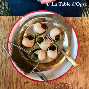 Bleu Grill Français Escargots