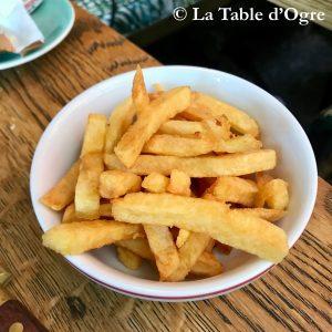 Bleu Grill Français Frites