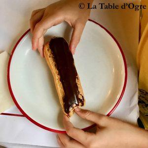 Bouillon Pigalle Eclair chocolat