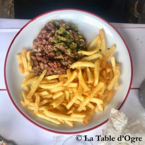 Bouillon Pigalle Tartare