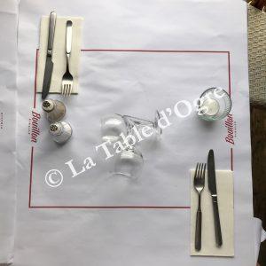 Bouillon Pigalle table
