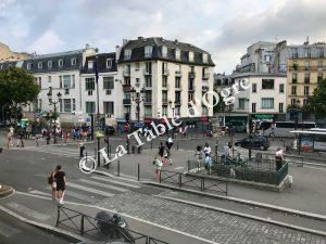 Bouillon Pigalle vue Terrasse