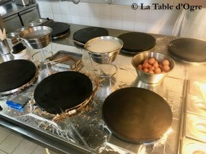 Crêperie Onze Cuisine