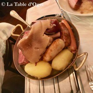 L'Alsace Choucroute