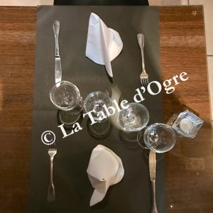 La Table Saint-Jean Table