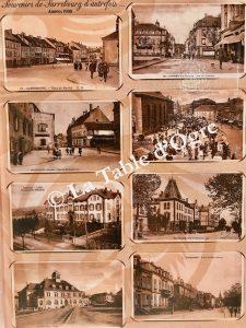 L'ami Fritz Cartes postales Sarrebourg 2