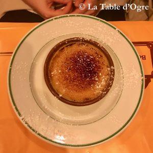 Le Clos bourguignon Crème brûlée
