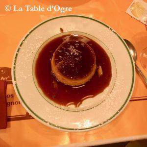 Le Clos bourguignon Crème caramel