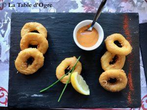 Rosalie Grill Beignets de calamar