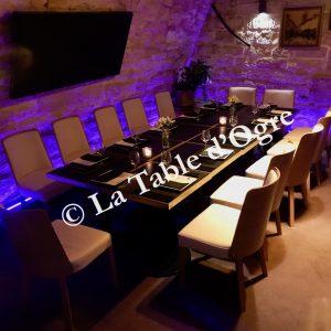 Loubnane Table cave voûtée