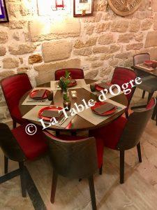 Loubnane Table haut