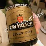 Auberge de l'Ill Pinot noir Trimbach