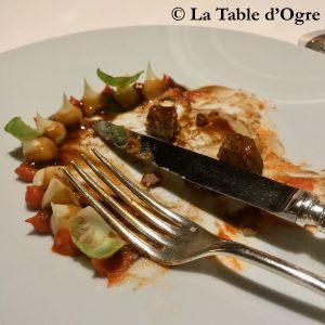"""Fourchette des Ducs Agneau """"à la Royale"""" 3"""